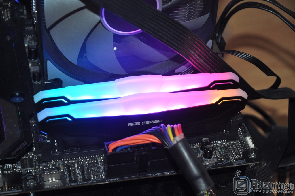 Review LC-RAM-DDR4-3200-RGB-32GB-KIT 18