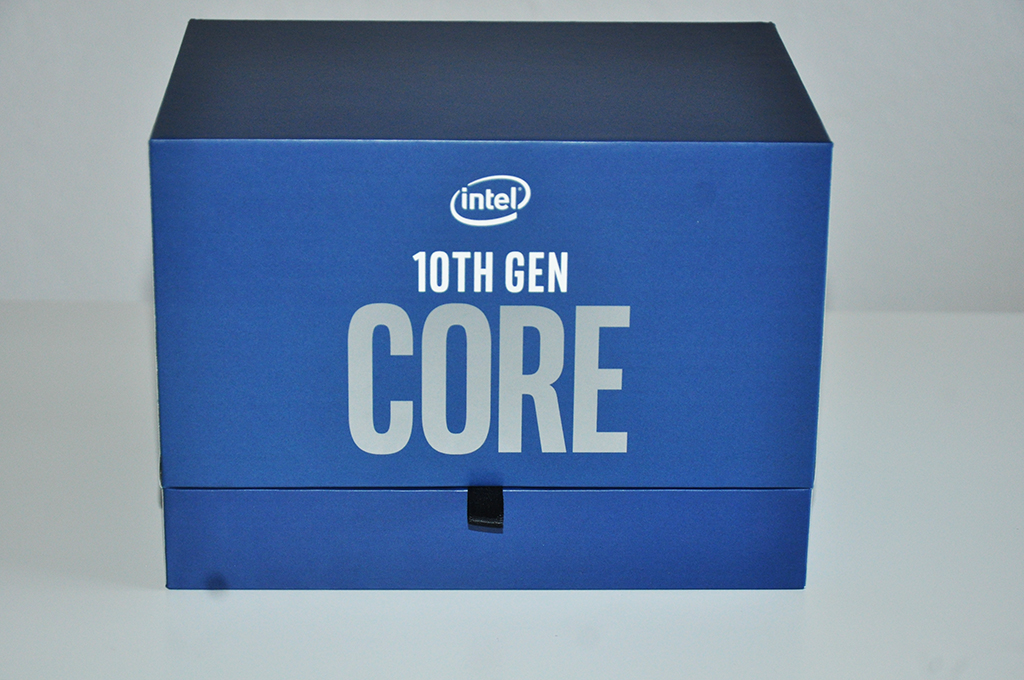 Review Intel Core i5-10600K 4