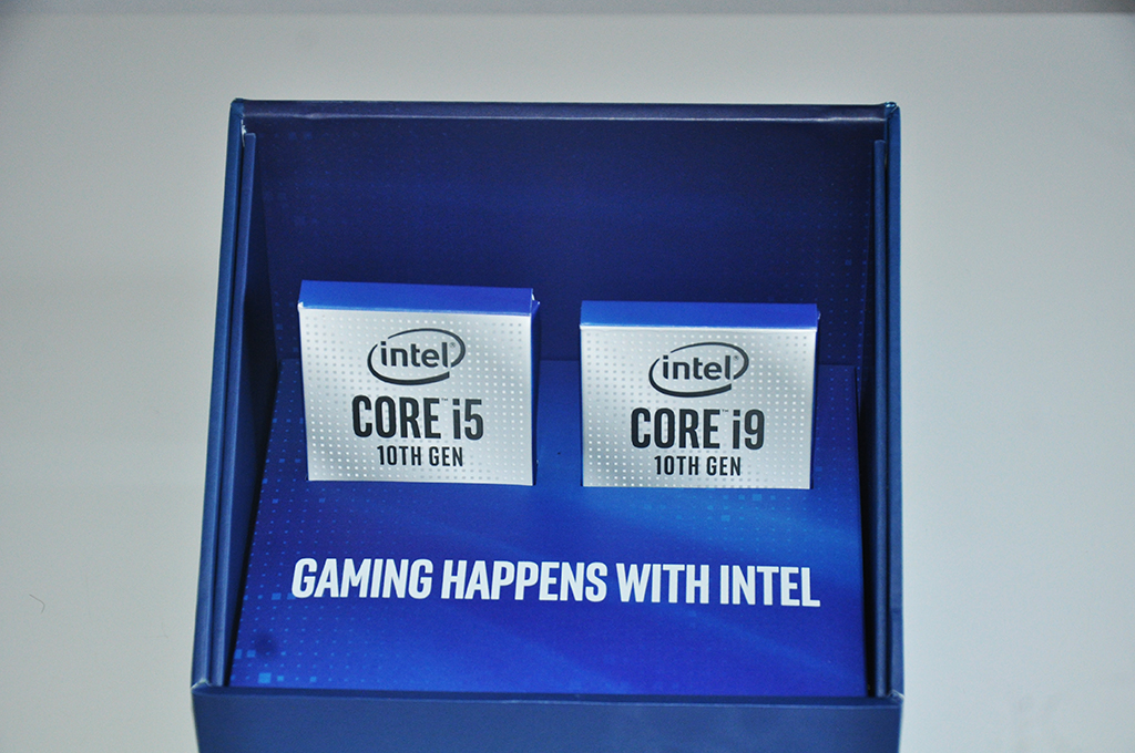Review Intel Core i5-10600K 6