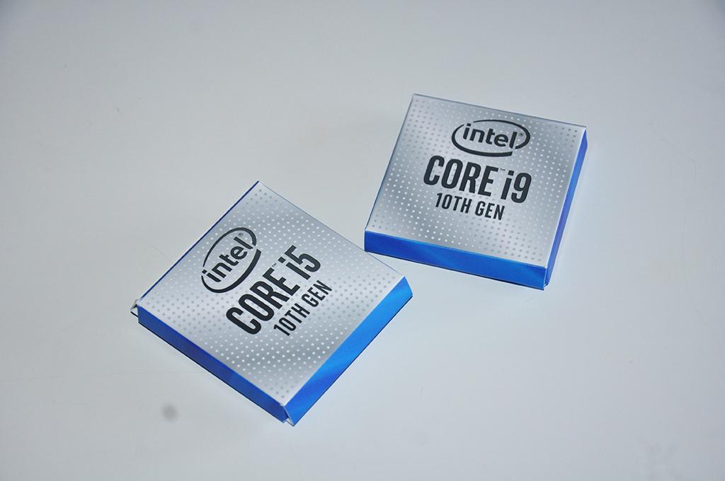 Review Intel Core i5-10600K 7