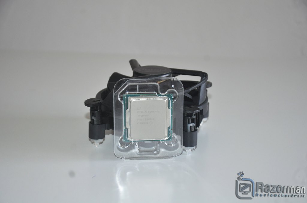 Review Intel Core i5 11400F 6