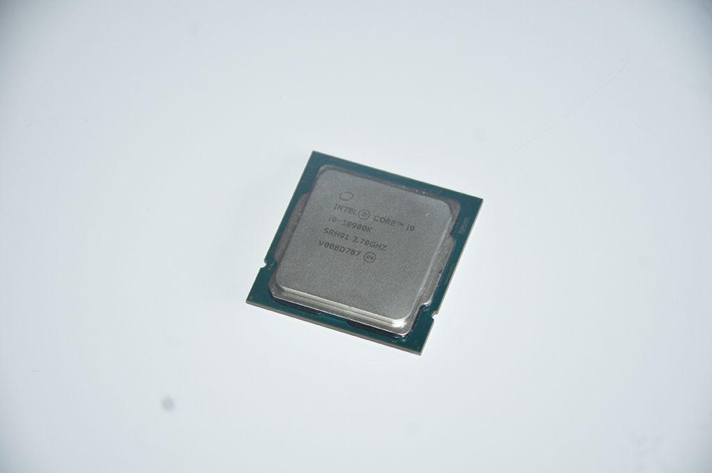 Review Intel Core i9 10900K 4