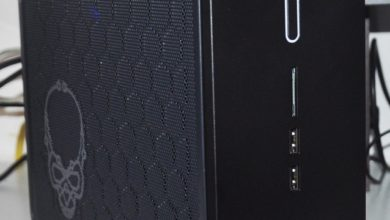 Review Intel NUC 9 Extreme NUC9i9QNX 1