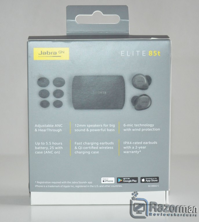 Review Jabra Elite 85T 4