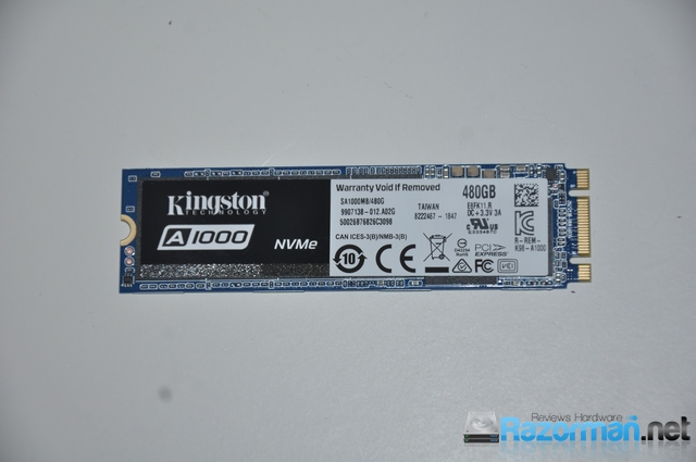 Photo of Review Kingston A1000 NVMe 480 GB