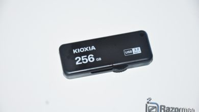 Photo of Review Kioxia U365 256 GB