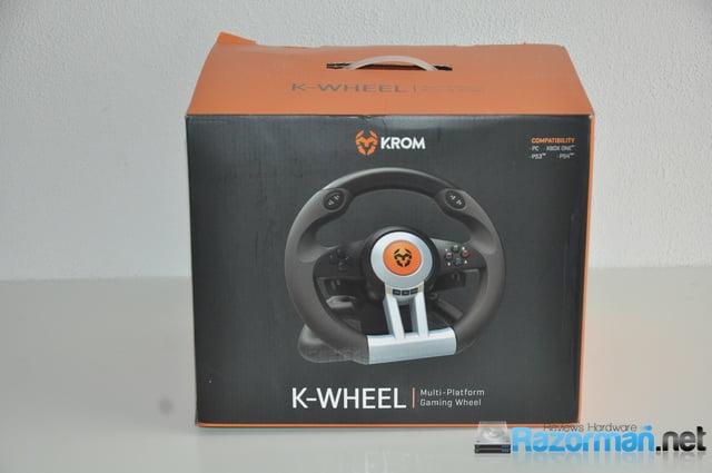 Review KROM K-Wheel 3