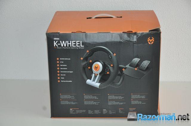 Review KROM K-Wheel 4