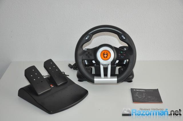 Review KROM K-Wheel 5