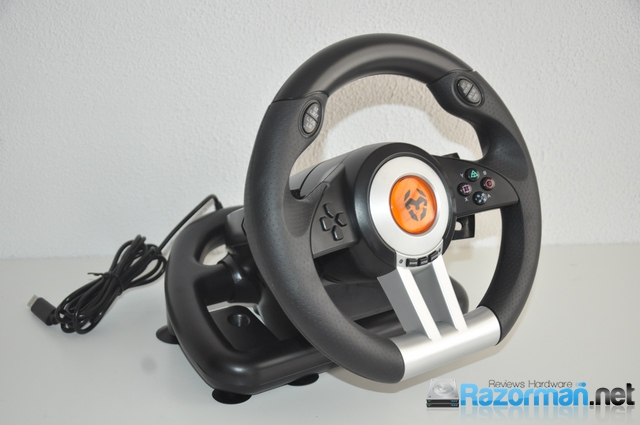 Review KROM K-Wheel