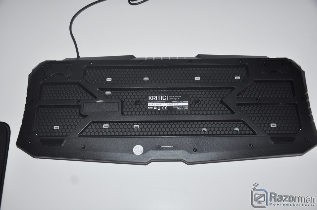 Review KROM Kritic 23