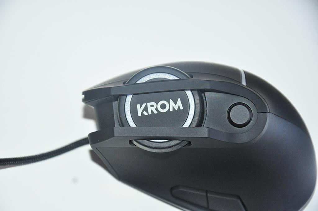 Review KROM Kaox 9