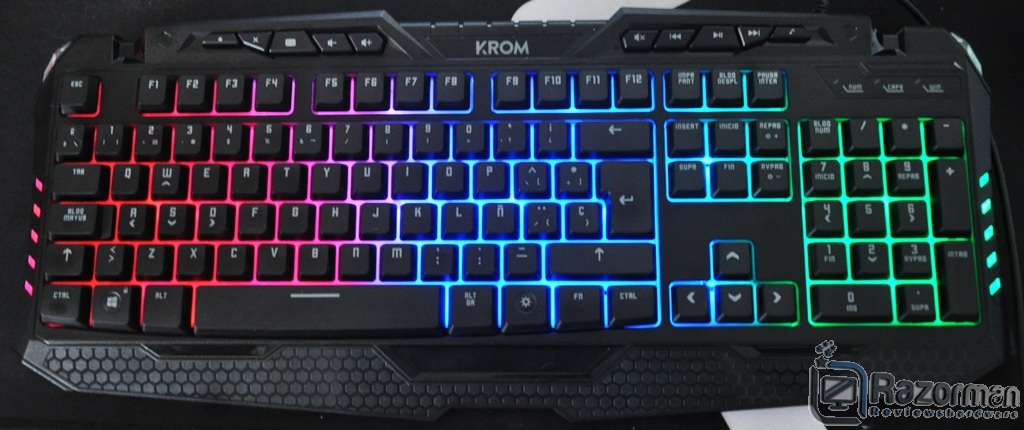 Review KROM Kritic 27