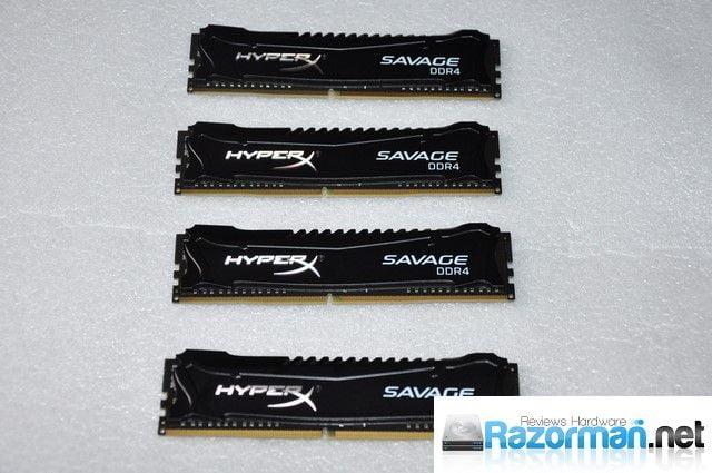 Kingston HyperX Savage DDR4 2666 Mhz (4)