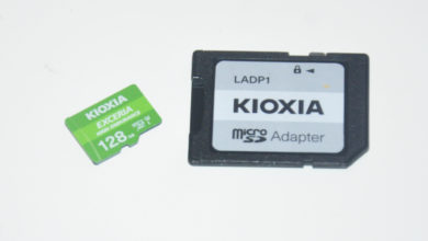 Photo of Review Kioxia Exceria High Endurance 128 GB