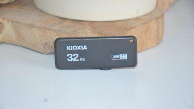 Review Kioxia Transmemory U365 32 GB 53
