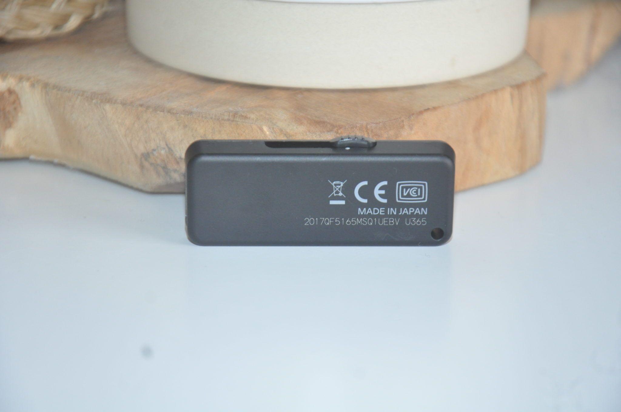 Review Kioxia Transmemory U365 32 GB 4