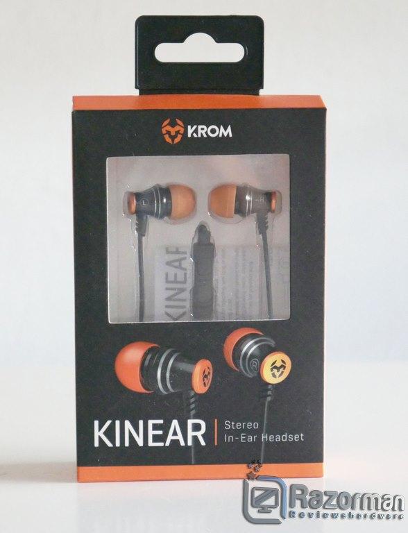 Review KROM Kinear 2