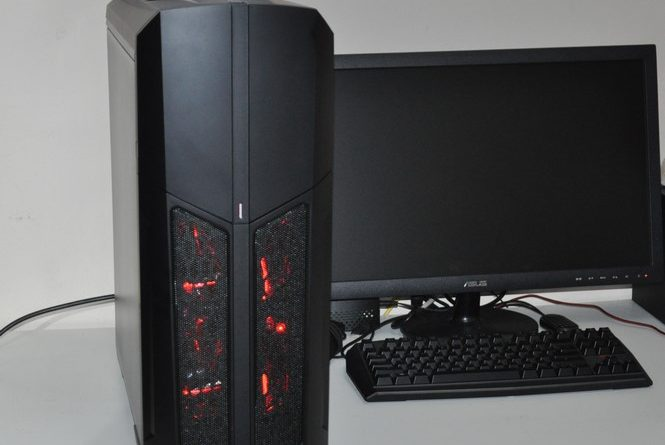 Review LC-Power Gaming 983B