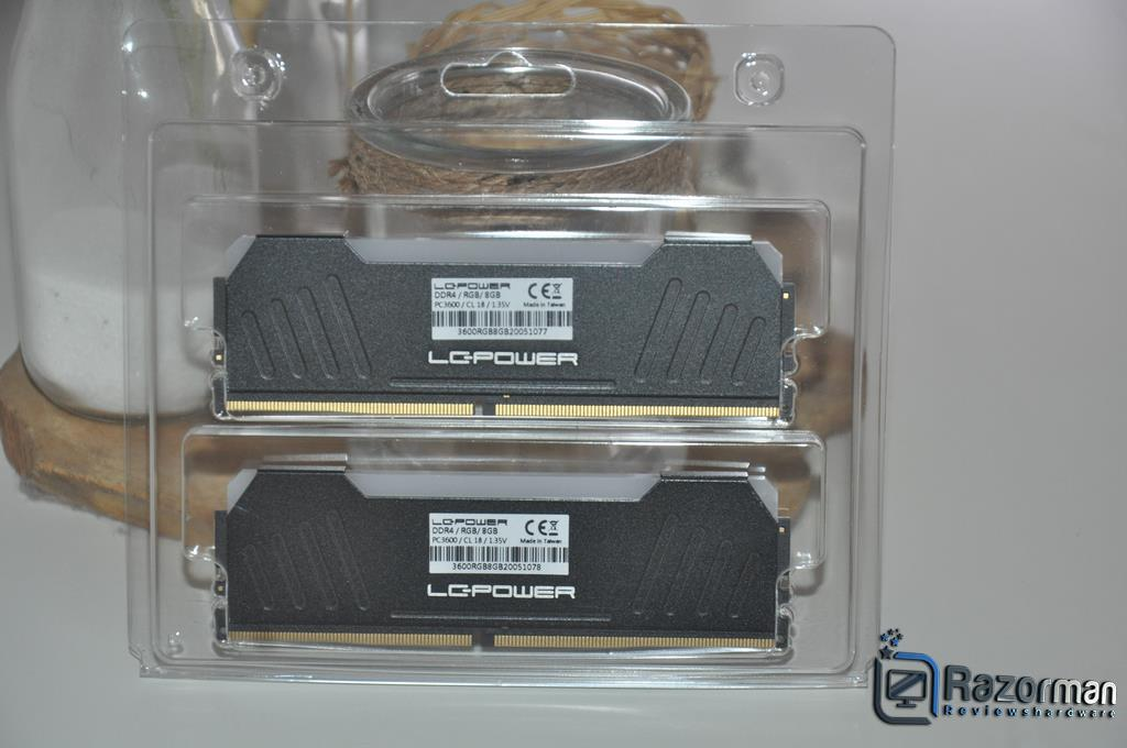 Review LC-Power LC-RAM-DDR4-3600-RGB-16GB-KIT 4