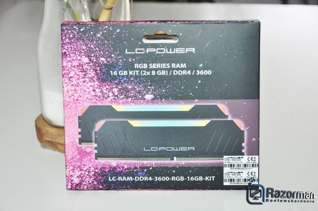 Review LC-Power LC-RAM-DDR4-3600-RGB-16GB-KIT 2