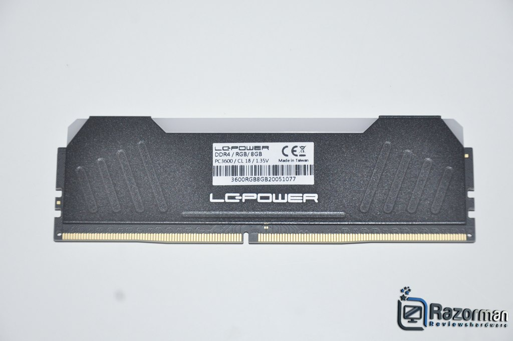 Review LC-Power LC-RAM-DDR4-3600-RGB-16GB-KIT 6