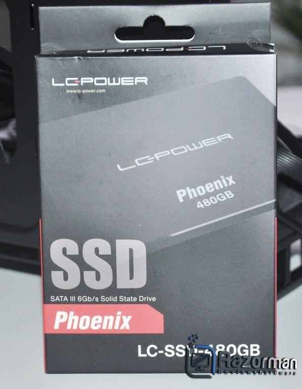 Review LC-Power Phoenix 480 GB 2