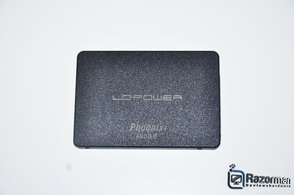 Review LC-Power Phoenix 480 GB 5