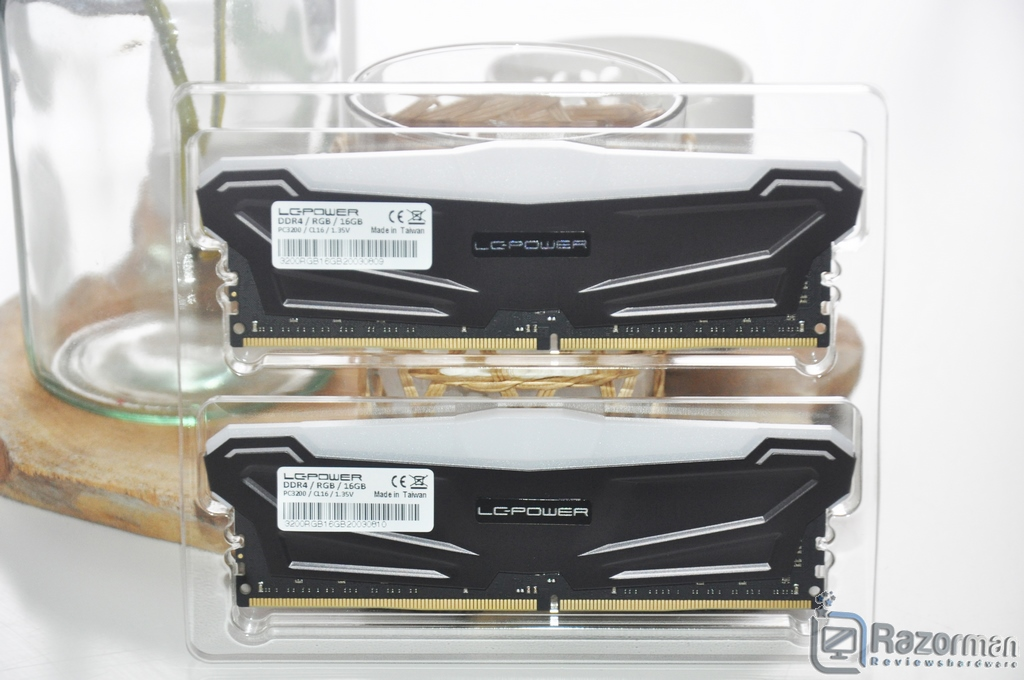Review LC-RAM-DDR4-3200-RGB-32GB-KIT 6