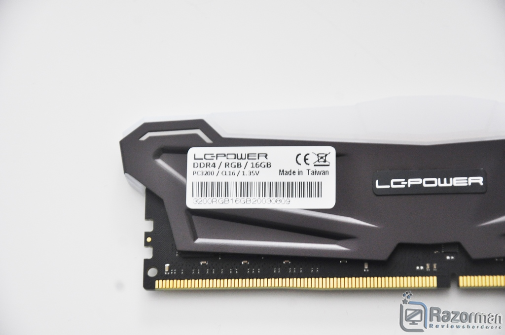 Review LC-RAM-DDR4-3200-RGB-32GB-KIT 8