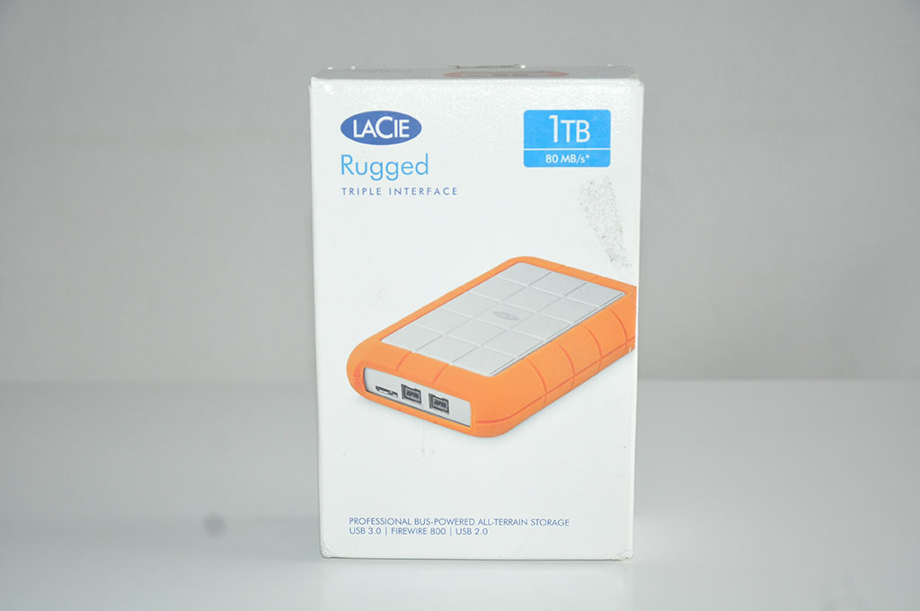 Review LaCie Rugged Triple 4