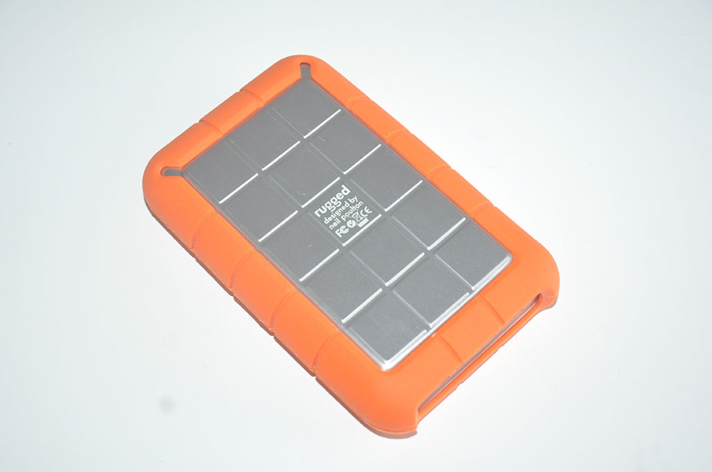Review LaCie Rugged Triple 9