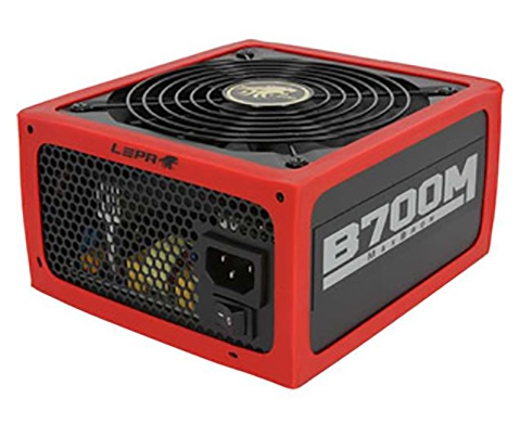 Review Lepa B700M Maxbron 80 Plus Bronze 2