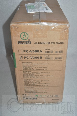 Lian Li PC-V360 (2)