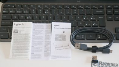 Review Logitech MX Keys 8
