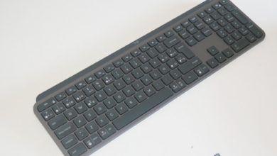 Review Logitech MX Keys 16