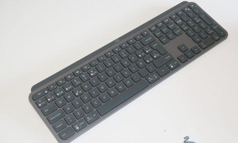 Review Logitech MX Keys 30