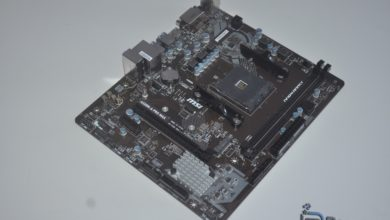 Review MSI A320M- A PRO MAX 3