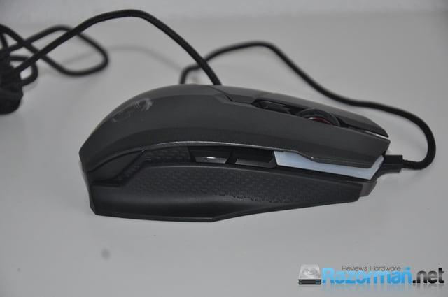 Review MSI Clutch GM60 5