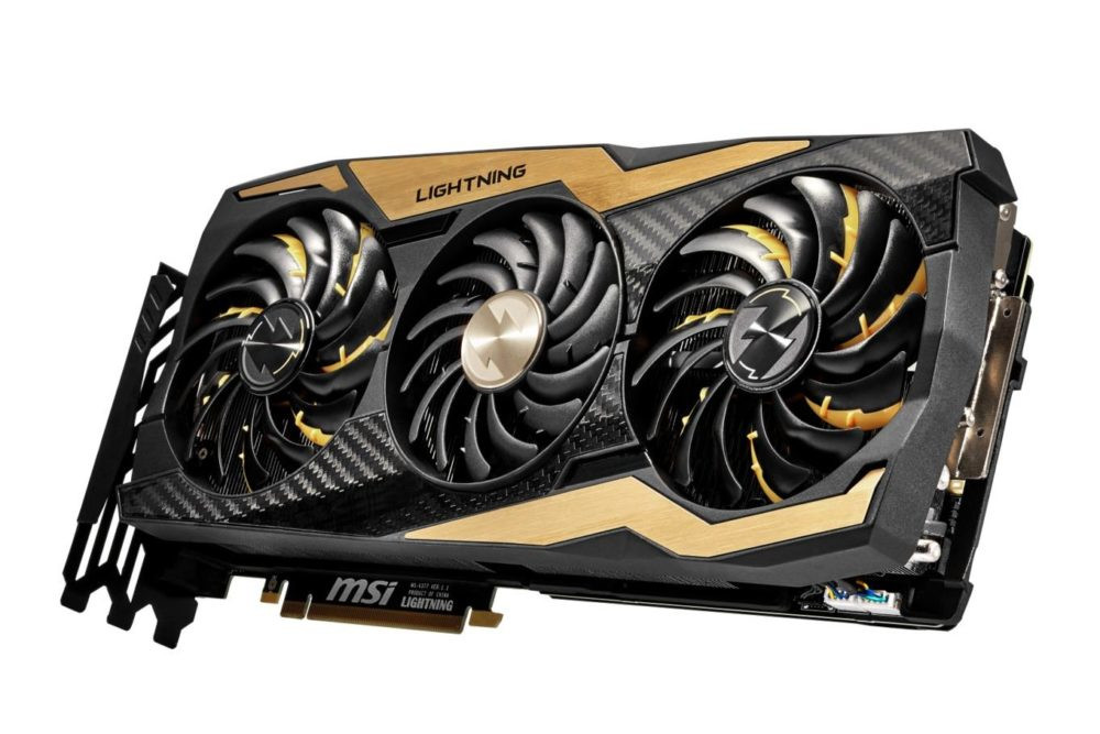 MSI GeForce RTX 2080 Ti LIGHTNING Z 1