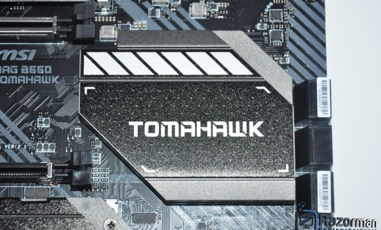 Review MSI MAG B550 Tomahawk 1
