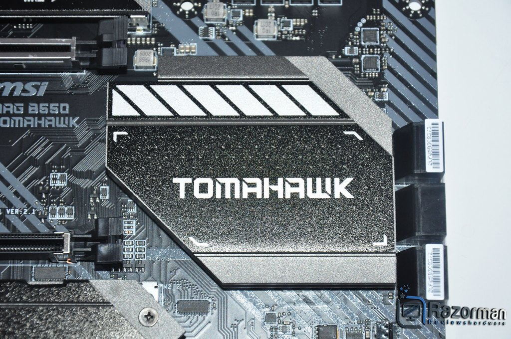 Review MSI MAG B550 Tomahawk 17