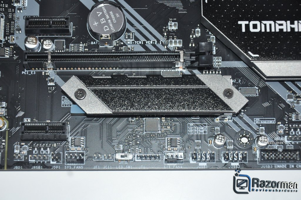 Review MSI MAG B550 Tomahawk 19