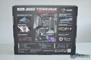 Review MSI MAG B550 Tomahawk 3