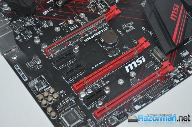 Review MSI X470 Gaming Plus – MSI X470 GAMING PLUS: EN