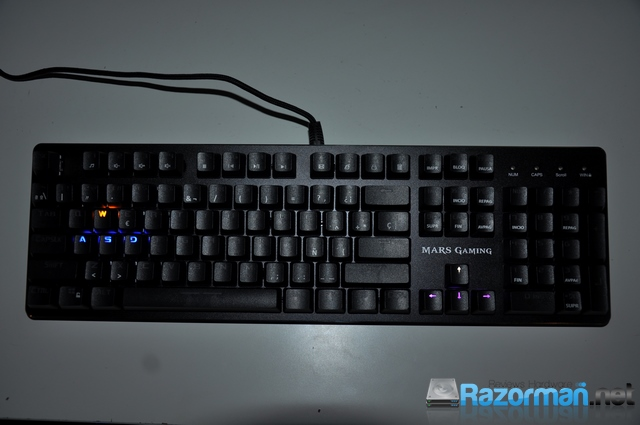 Review Mars Gaming MK4 25