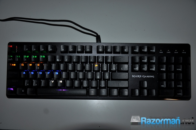 Review Mars Gaming MK4 27