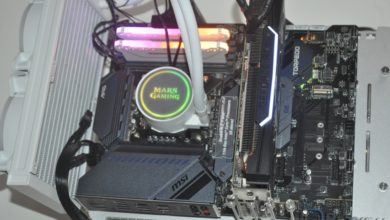 Review Mars Gaming ML240 195