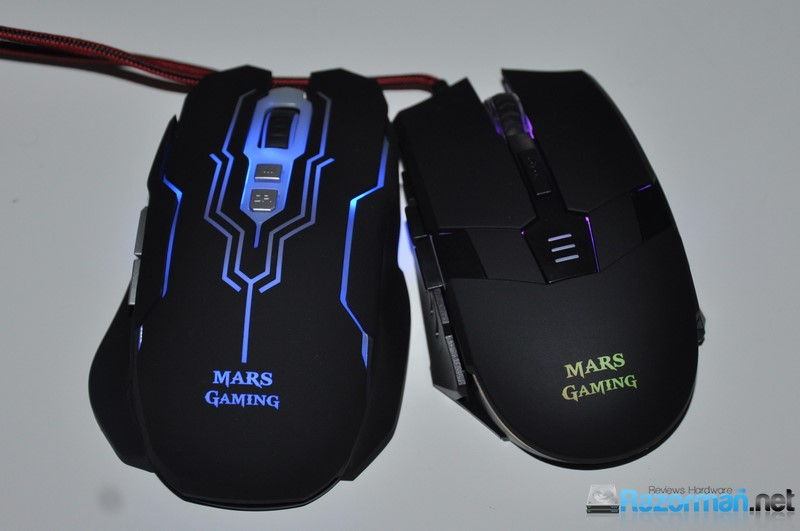 Photo of Review MARS GAMING MM116 y MM216