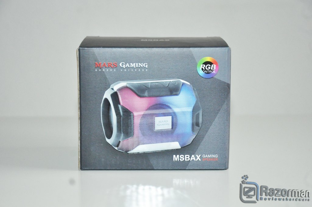 Review Mars Gaming MSBAX 1